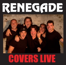 Covers Live CD front